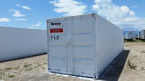 40 foot standard white storage container 4 550 u2022 warehouse options