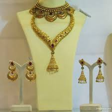 wedding gold sets gold earring jewelsome