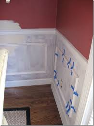 How Much Does Wainscoting Cost To Install Best 25 Faux Wainscoting Ideas On Pinterest Wainscott Paneling