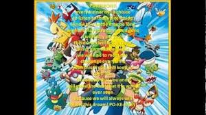 pokemon theme songs xy video pokémon season 7 theme song full with lyrics gotta catch