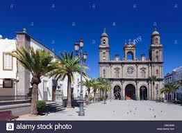 santa cathedral vegueta town unesco heritage sie