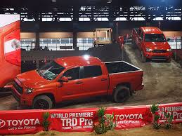 toyota tundra chicago trd pro series toyota tundra tacoma and 4runner preview 2014