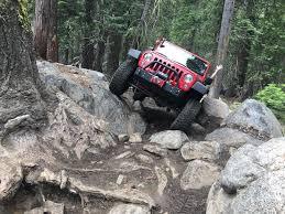 jeep rubicon trail rubicon trail barlow adventures
