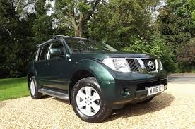 used 2006 nissan pathfinder dci sve for sale in cambs pistonheads