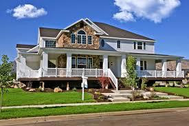 house plans farmhouse wrap around porch best open plan house