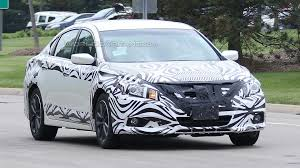 nissan altima 2015 india price 2016 nissan altima facelift spied in the united states