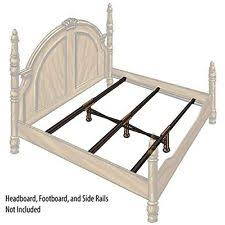 Queen Bed Rails For Headboard And Footboard by Queen Bed Rails Ebay