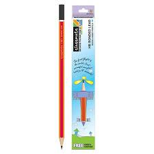 classmate pencil hb jet black pencils pack of 10