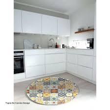 tapis cuisine tapis de bain with tapis de cuisine design tapis cuisine carreaux de