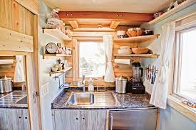 blue kitchen cabinets in cabin small cabin kitchen design inspiration