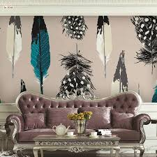 Feather Wallpaper Home Decor High Quality Wholesale Feather Wallpaper From China Feather