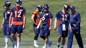 Make Up Classes In Denver How Soon Can Chad Kelly Stir Things Up In Denver U0027s Quarterback