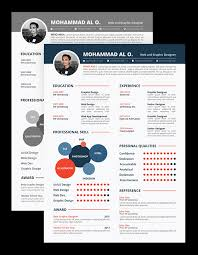 30 best modern design resume templates simplefreethemes