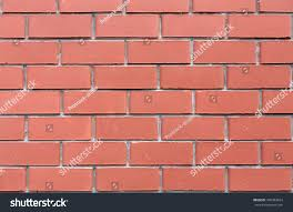 red brick wall background modern wall stock photo 450383824