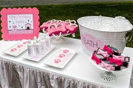 puppy party supplies kara s party ideas pink puppy party with really ideas via