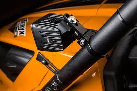 Light Bar For Motorcycle Universal Mounting Bracket For Off Road Led Light Bar Work U0026 Off