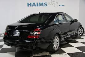 mercedes used s class 2008 used mercedes s class s550 4dr sedan 5 5l v8 rwd at