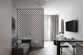 Small Apartment With Modern Minimalist Interior Design - Modern minimal interior design