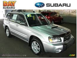 2003 subaru forester xt automatic related infomation