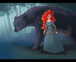 merida angus in brave wallpapers brave images brave fan art wallpaper and background photos 31503978