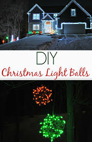 lighted christmas balls outdoor lights 2013 u2014 decor and the dog