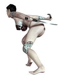 free illustration fighting fantasy tattoo free image on