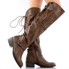 womens boots zip up back back lace up brown boots brown distressed lace up back