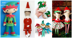 sewing patterns christmas elf 9 cutest christmas elf sewing patterns
