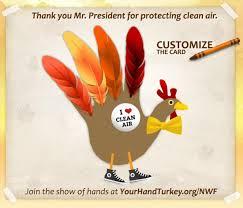 create a turkey card the national wildlife