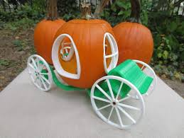 pumpkin carriage enchanted pumpkin carriage by swtchrwr thingiverse