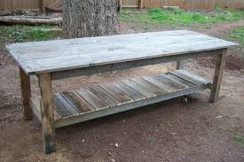 Seating Out Of Pallets by Ana White 2 Farmhouse Table Diy Projects