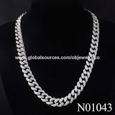 gold choker necklace wholesale images China high quality cuban necklace chain for men choker from jpg