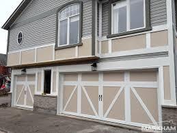 steel carriage garage doors new clopay garage doors can accommodate several needs