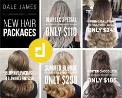 perth s best hair packages dale hair and salon perth