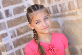 hairstyles for ten year olds 10 year old hairstyles 3 styles