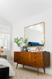 Sideboard Cabinet Mid Century Modern Dresser Midcentury Modern - Antique mid century modern bedroom furniture