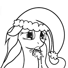baby pony coloring pages downloads coloring