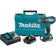 makita 18 volt lxt lithium ion cordless 1 2 in xpt drill driver