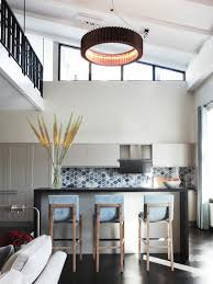 decorating ideas wooden barstool in inspiring kitchen ideas