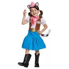 Toddler Cowgirl Halloween Costume Deluxe Sheriff Callie Child Girls Costume Callies Wild West Disney
