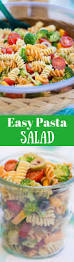 Best Pasta Salad Recipe by Best 10 Italian Dressing Pasta Salad Ideas On Pinterest Pasta
