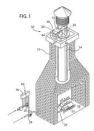 patent us7451759 wireless fireplace damper control device