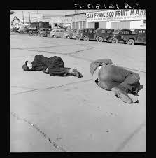 depression era san francisco haunting images from dorothea lange