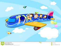 vacation airplane clipart clipartxtras