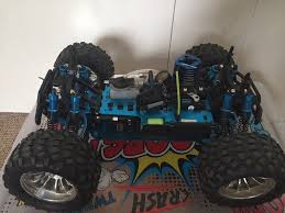 rc nitro monster trucks rc nitro monster truck in wellingborough northamptonshire gumtree