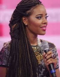 which takes longer to do box braids or senegalese the 411 on box braids why they re great and how to wear them bun