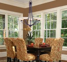 rustic style dining room chandeliers with rustic dining set