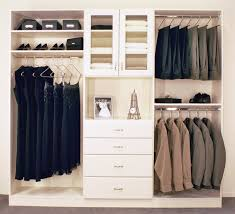 diy clothes closet organization ideas with appealing look in white