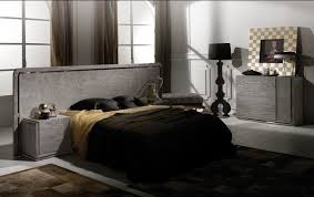 creating sophisticated bedroom look with modern furniture home