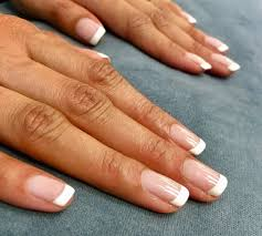 a perfect gel french manicure usually lasts at least 3 weeks